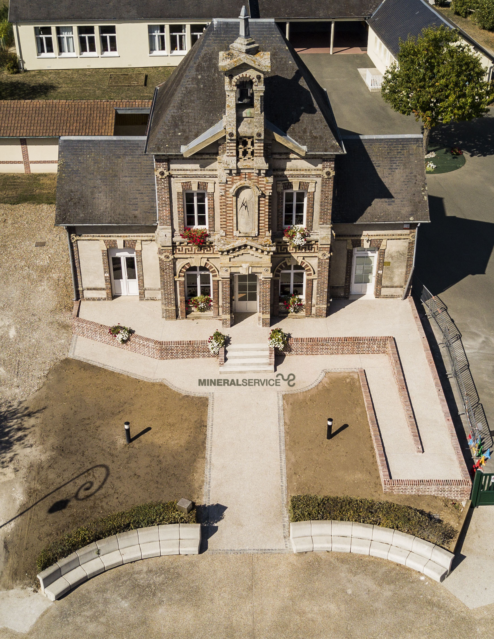 Aménagements urbains Cuy Saint Fiacre