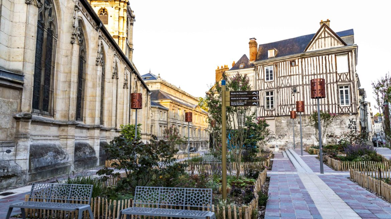 Rouen - Quartier des Musées