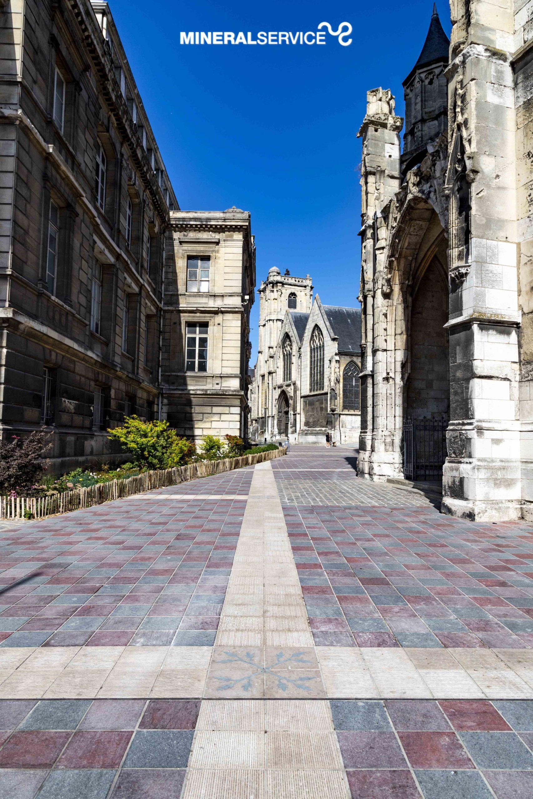 Aménagements urbains Rouen