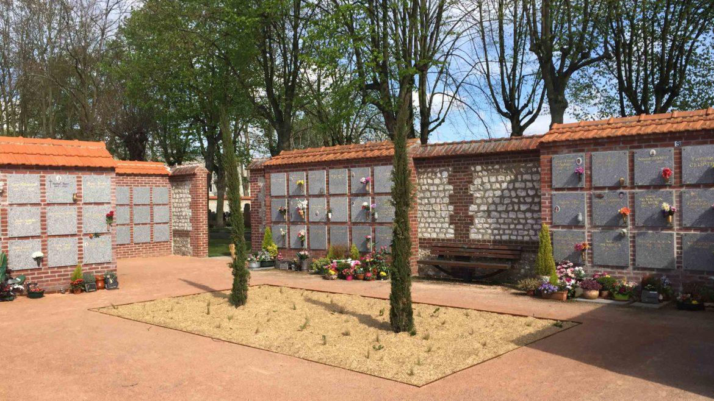 Sotteville les Rouen - Columbarium